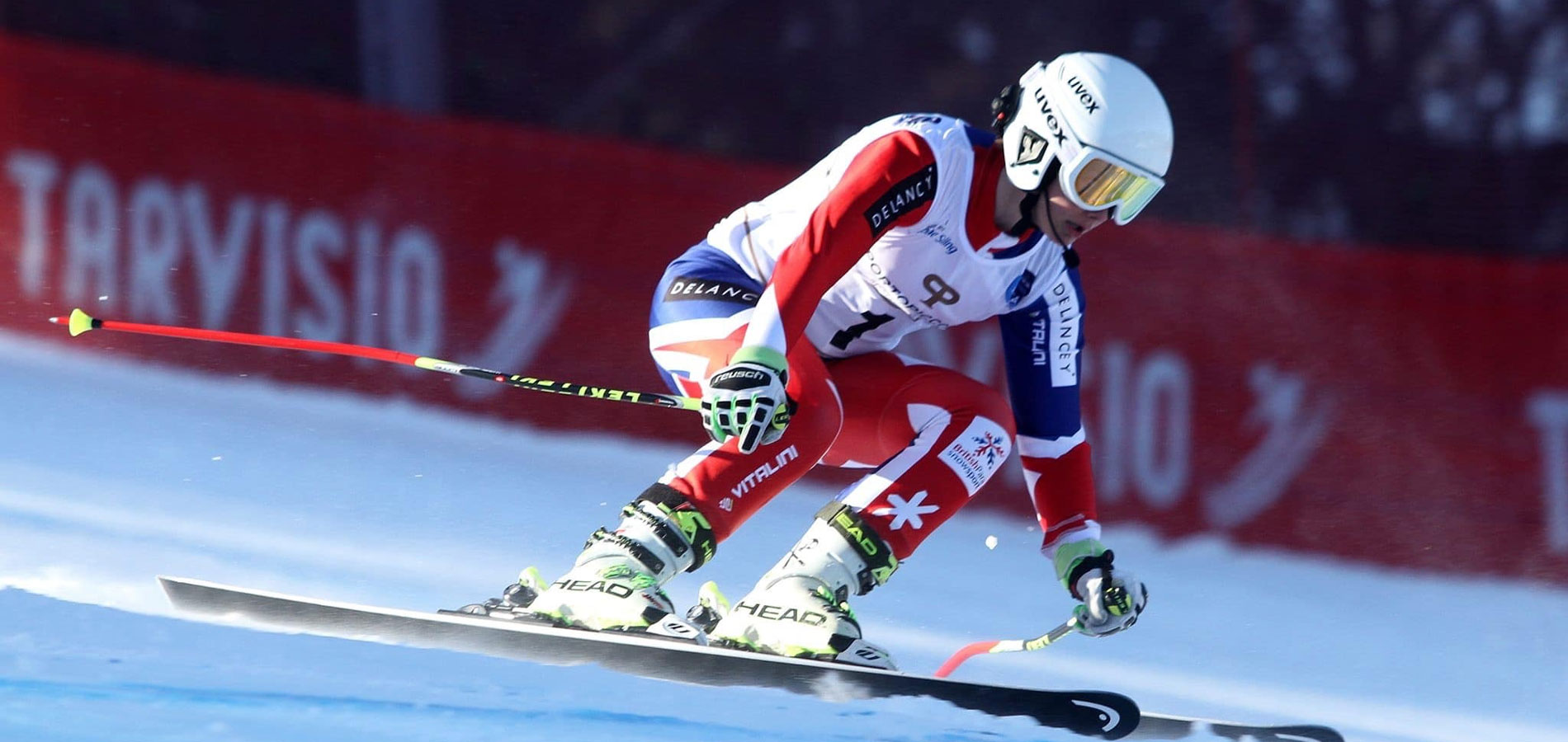 Millie Knight Paralympic Skier
